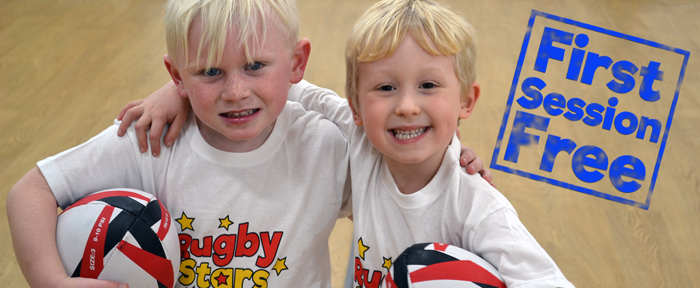 Rugby Stars - Kids Rugby Classes in Leicester, Kibworth, Market Harborough