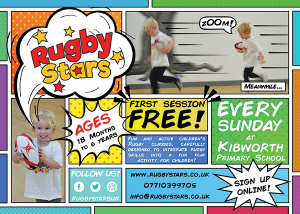 Rugby Stars -Kids Rugby Classes in Leicester, Kibworth, Market Harborough