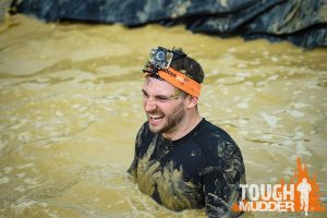 Rugby Stars Coach James takes on the Midlands Tough Mudder