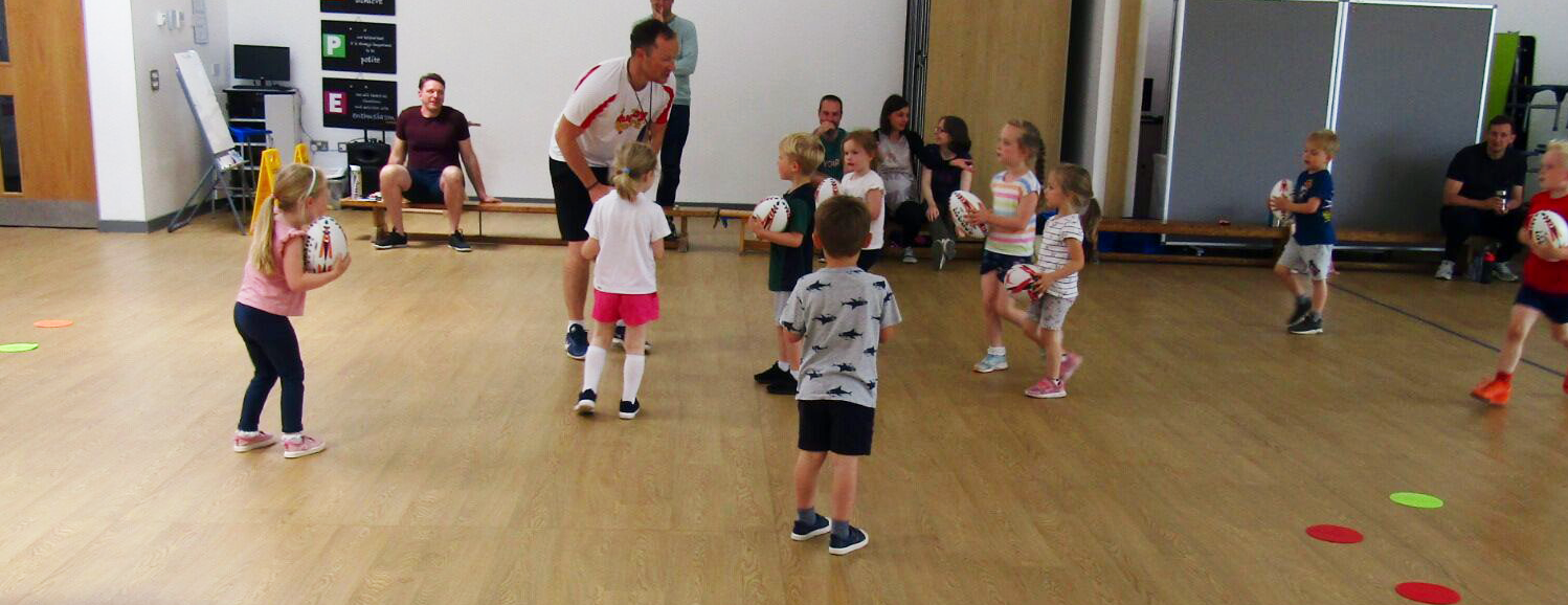 Rugby Stars - LITTLE BOWDEN Kids Rugby Classes in Leicester, Kibworth, Market Harboroughq
