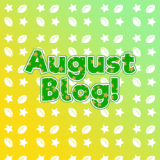 August Blog – Rugby Stars: The Best Thing Since Sliced Bread!