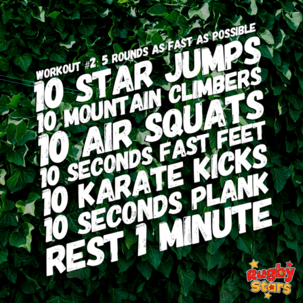 Home workout and classes for kids
