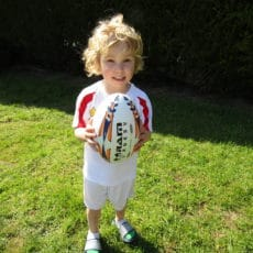 The Rugby Stars Guide to Ball Skills