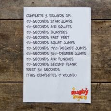 Home Workout For Kids Aged 2 – 6 (#3)!