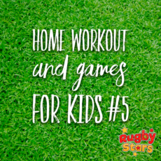 Home Workout For Kids Aged 2 to 6 (#5!)