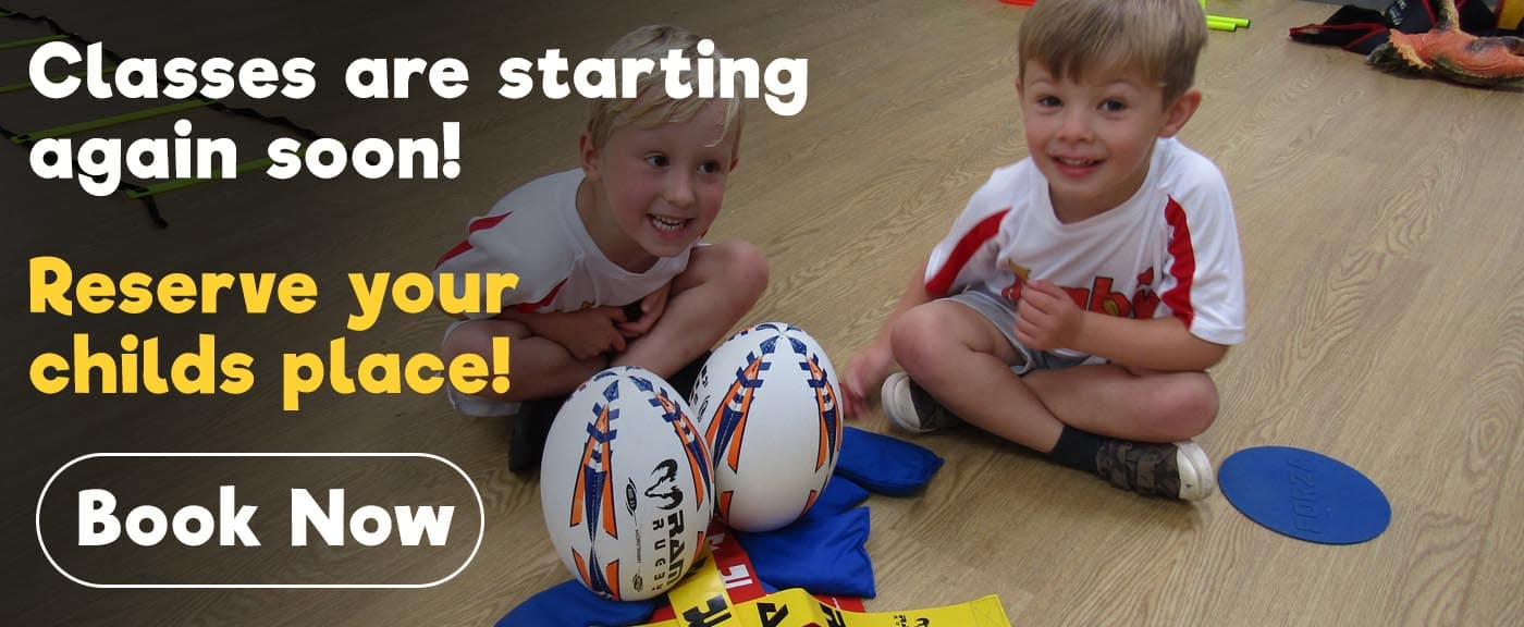 Rugby Stars - Rugby for Children and Tots in Leicester, Kibworth, Market Harborough Corby